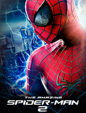 The Amazing Spiderman 2 Movie Poster